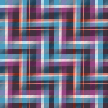 checker: Seamless tartan pattern