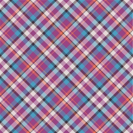 Seamless tartan pattern Stock Vector - 16554687