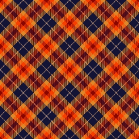 Seamless tartan pattern Stock Vector - 16853875