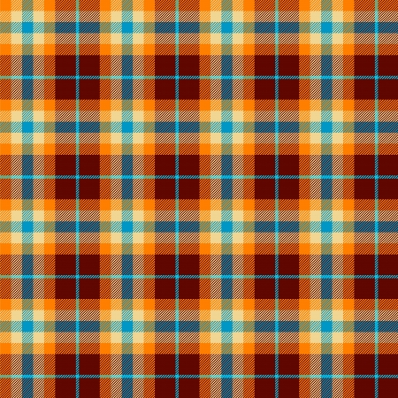 Seamless tartan pattern Stock Vector - 16853881