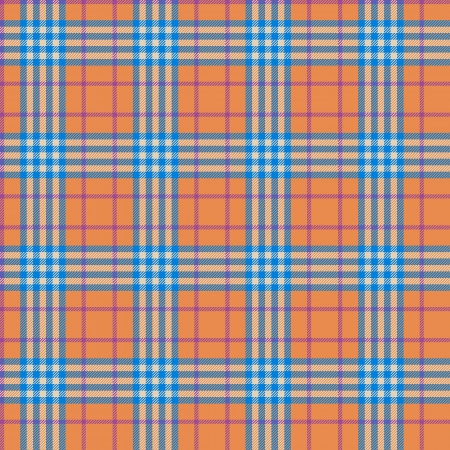 Seamless tartan pattern Stock Vector - 18974275