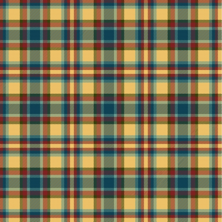 Seamless tartan pattern Stock Vector - 21964553