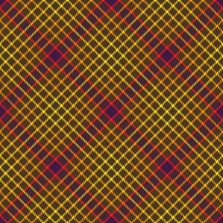 Seamless tartan pattern Stock Vector - 21964552