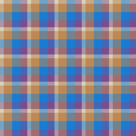 Seamless tartan pattern Stock Vector - 21964555