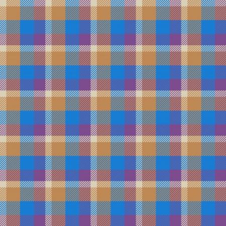 Seamless tartan pattern Stock Vector - 21964555