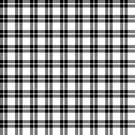 scotch: Seamless tartan pattern