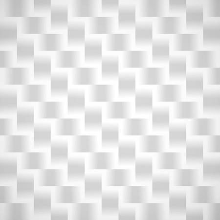 White braided background Vector