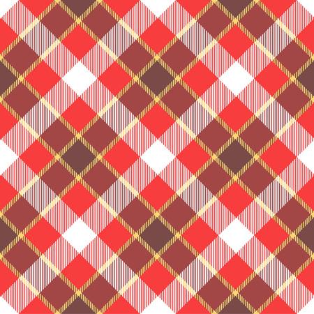 tartan: Seamless tartan pattern