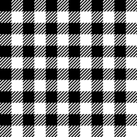 Seamless vichy pattern Illustration