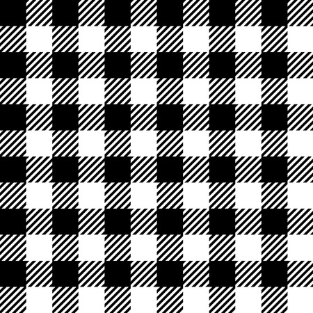Seamless vichy pattern 向量圖像