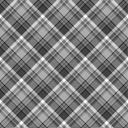 seamless pattern: Seamless tartan pattern