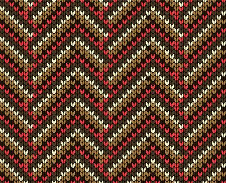 knit: Knit seamless pattern