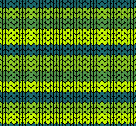 knit: Seamless knitted pattern