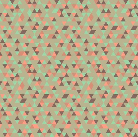 abstact: Abstact mosaic seamless pattern