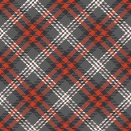 seamless pattern: Seamless tartan vector pattern