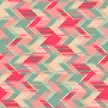 vector pattern: Seamless tartan vector pattern