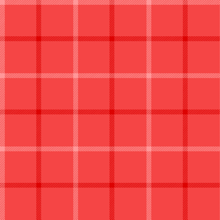Seamless tartan vector pattern