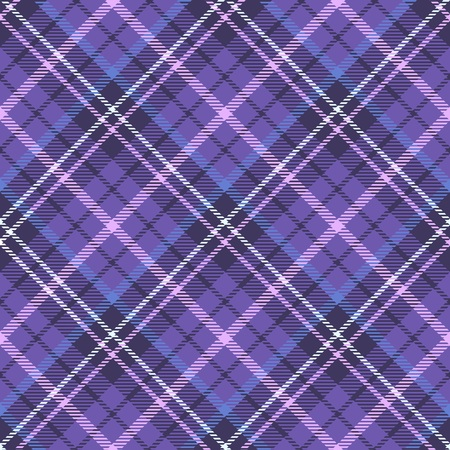 celtic: Seamless vector tartan pattern Illustration