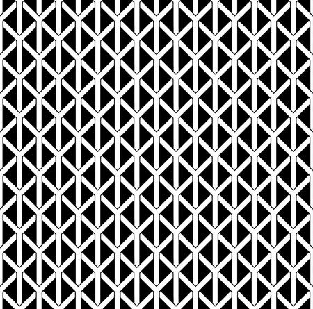 Seamless geometric vector pattern Stock Illustratie