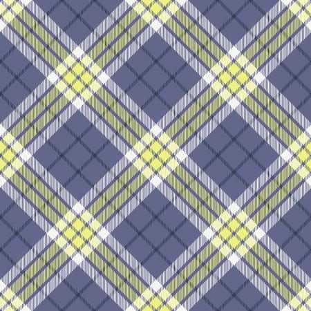 Seamless vector tartan pattern Illustration