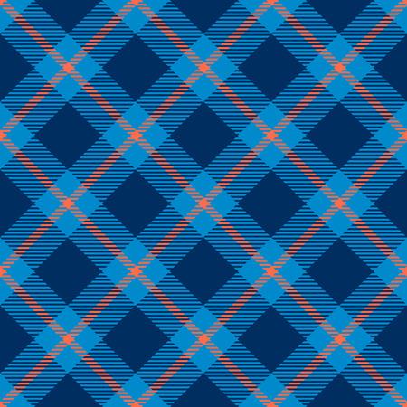 tartan seamless vector pattern Vecteurs