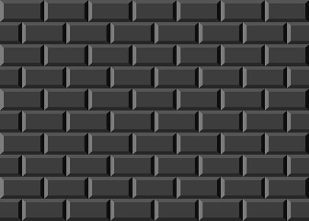 Realistic seamless tile texture Stock Illustratie