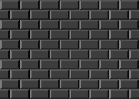 Realistic seamless tile texture Stock Illustratie