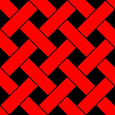 Seamless geometric vector pattern