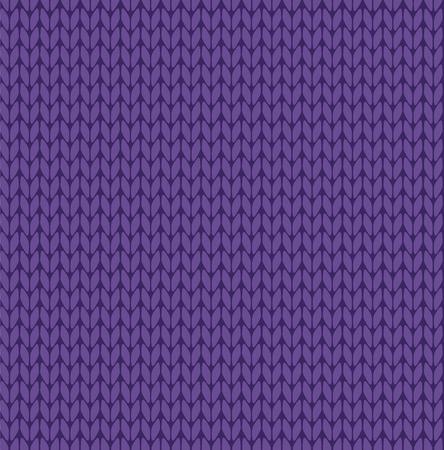 Seamless vector knitting pattern