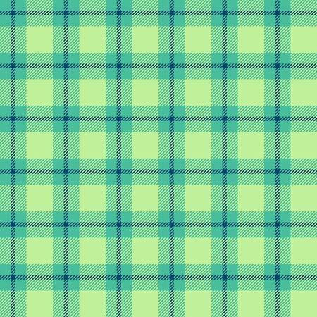 Seamless tartan pattern vector illustration Vecteurs