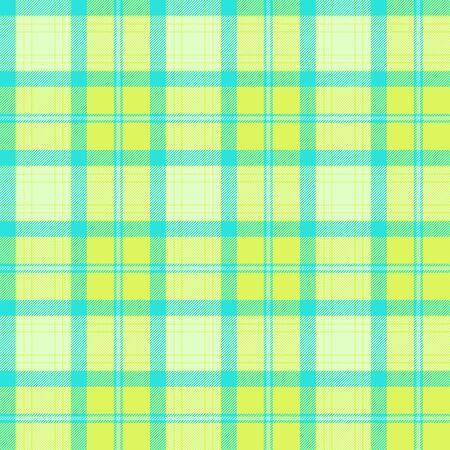 Seamless tartan pattern vector illustration
