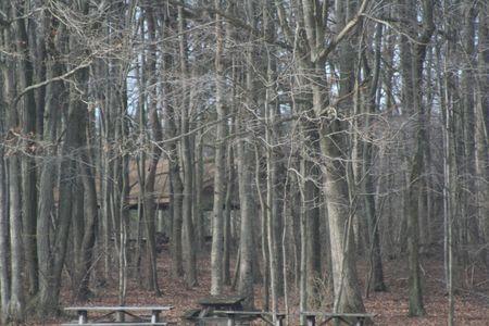 Silent Park Standard-Bild
