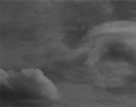 Black and White Cloud Cover