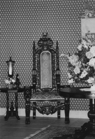 Victorian Age Chair