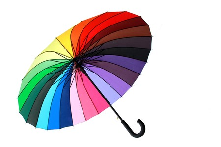 Colorful Parasol photo