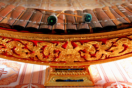 xilofono: Tailandia xilófono