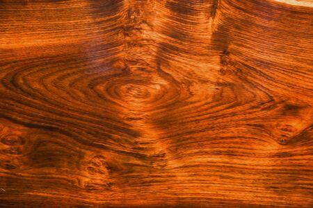Digital painting Polished Wood Texture Background , varnished boards. Stockfoto