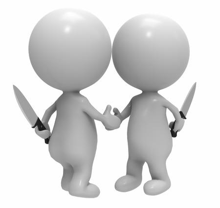 double cross: business betray