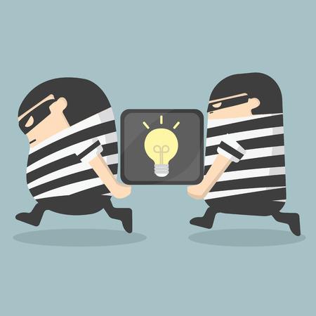 plundering: Idee Stelen