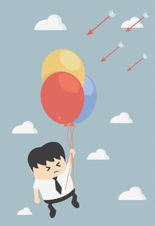 Le concept de pertes d'entreprise
