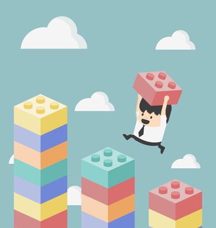 compromise: Imagen del concepto de hacer �xito estrategia