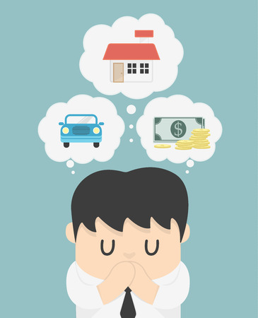 buying a house: Dreams of a businessman