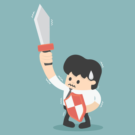 denial: Fight until death Illustration