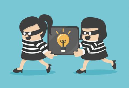steal brain: Idea Stealing