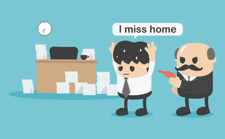 miss: concept businessman did not return home,I miss home