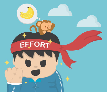 effort: Concept Effort Illustration
