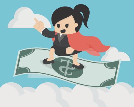 Affaires sur le tapis d'argent