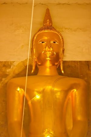 The Buddha statue - Phra-Prang-Lay-Lai. photo