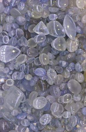 Jewelry and precious stones.