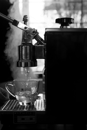 Coffee making is one of art kind to produce and blend the good coffee for the arabica lovers in the breaktime, morning, lunch or even the business meeting time.
